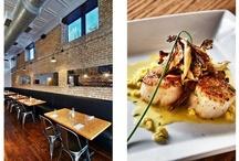 restaurants / by Katelynn Custer
