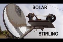 STIRLING SOLAR ENERGY