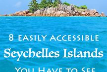 Paradise Islands / Those small islands in the Indian and Pacific Oceans we all dream of visiting
