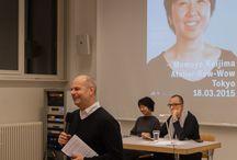 TALKING HEADS : MOMOYO KAIJIMA, ARCHITECT - Atelier Bow-Wow Tokyo / En discussion avec Jan Geipel, architecte, curateur, critique, responsable de la filière Architecture d'intérieur