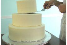 Cakes / by Patricia Key