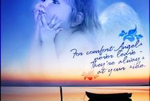 Angel Pictures and Sayings