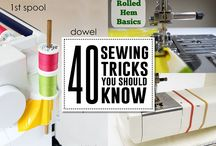 sewing hacks and embellishment
