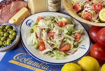 Columbia Recipes / Enjoy the flavors of the Columbia at home!