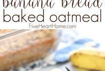 Полезный питательный завтрак