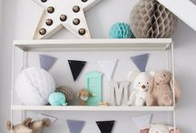 Decoracion cuarto bebe color mint