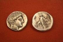 Arcadian coins