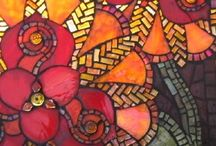 COLORED GLASS / by Lelia Mullins