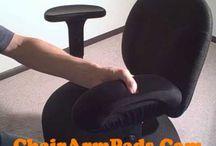 Chair Arm Pads / Chair Arm Pads