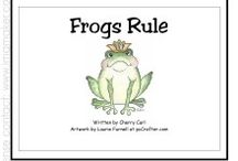 Pond for Preschool / Includes water animals such as frogs, turtles, crocs & alligators, etc