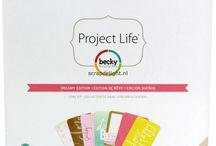 Lista de la compra - Project Life