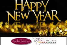 New Years Celebration / Celebrate the start of 2015 with Sister Bay Trading Co. & Bay Art Gallery!