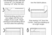 Quilts how to bind