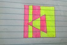 Symetrise tekeningen