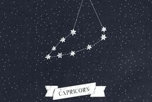 Capricorn Tattoo Constellation