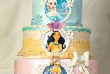 gâteau princess