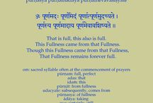 Vedas with meaning