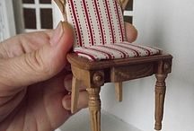tutorials: furniture (upholstery) / Tutorials for dollhouse scale upholstered furniture