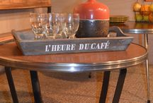 TABLE BASSE BISTROT