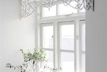 Dekor: vensters