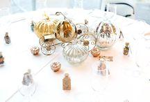 Casamento ♥ Decoração Criativa / Quer inovar na decoração do casamento? Por aqui você encontra ideias criativas, diferentes e autênticas para decorar o seu casamento!