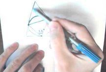 Окружность, вписанная в треугольник ABC
