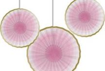 Pink and Gold 1st Birthday Party / Celebrate your 1st Birthday with our selection of Pink and Gold 1st Birthday Party Supplies. We have found some great Pink and Gold theme Birthday pins, and added some of our favorite products. Pick from our Tableware, Decorations and Favors to complete any 1st Birthday. This theme will surely make for a special day. See our collection at http://www.ezpartyzone.com/cat-one-little-star-pink-1st-birthday-party-supplies.cfm