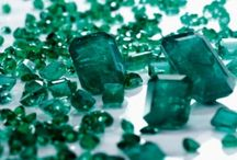 Emeralds & Other Gems / by Diane Smith
