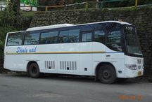 LUXURY DELUXE BUSES SHIMLA TO DELHI