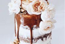 C A K E S / Wedding cake and alternative cake ideas