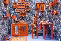 Escaparatismo / Visual Merchandising / Escaparates, visual merchandising, emplazamiento, decoración, decoración de interiores en tienda, decoración efímera