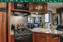 Top 5 Best Travel Trailers for Large Family Travel / Everyone needs a vacation.  But packing up the family can be just as stressful as your 9-5.  When it's time to pack up the kids, their friends, and the family pets you need space!  On vacation, you need to be comfortable and relaxed.  Your fellow RVers have spoken and below are the top 5 most popular, best-rated travel trailers for large families for the 2017 model year. http://www.rvingplanet.com/blog/top-5-best-travel-trailers-for-large-families