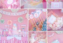 Mia 1ste Verjaarsdag idees (Lugbalon)