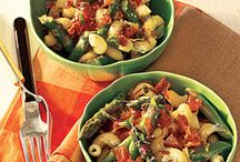Recipes~ Pasta / by Erica Evink