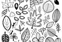 Simple doodle ideas