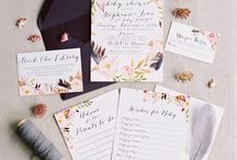 Stationary and Invitations