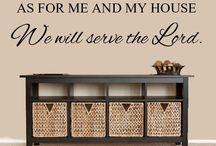 God's Word - Home Decor