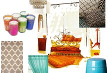 Moroccan style rooms