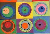 kandinsky κύκλοι
