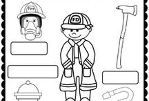 Fire Safety Week Unit Study / by Ria Haag