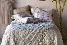 Master Bedding / by Crystal Rosenlund
