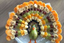 Fruit decoraties