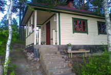 Sauna / Trational Finnish sauna
