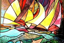 Stained Glass! / by Peggy Keel Burton