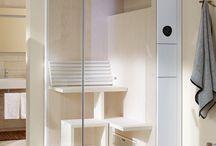 Wellness / Standard o realizzabile nelle dimensioni volute, la sauna ora si fa comodamente a casa, quando si vuole.