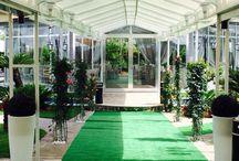 Domus Augusta Eventi: gli esterni / Sala Garden, Sala White e sala Glass...gli esterni di Domus Augusta