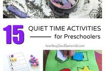 Act. for preschoolers