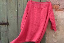 May - linen + cotton fashion / Len linen bavlna cotton eko eco leinen lino lina