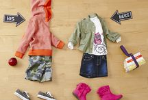 Kids Clothing Stills References