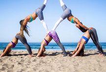 Awesome yoga poses